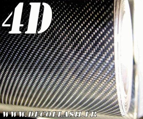 Carbone 4D noir
