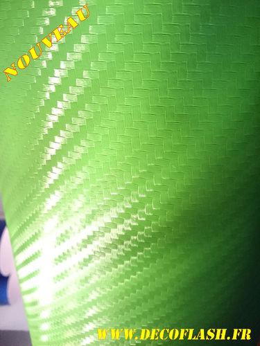 covering carbone 3D vert