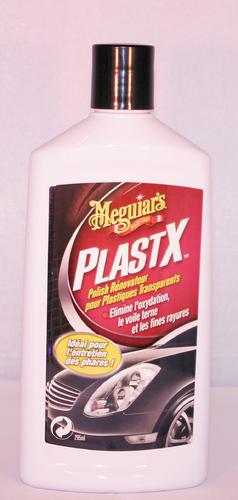 Rénovateur de phare Plast-X PRO