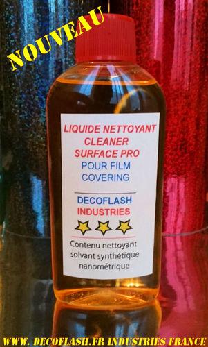 Liquide nettoyant AVANT POSE pour film covering