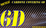 vinyl Carbone 6D covering 210 microns
