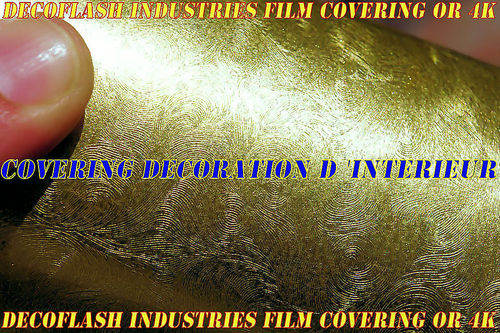 Film #covering gold Or 24K